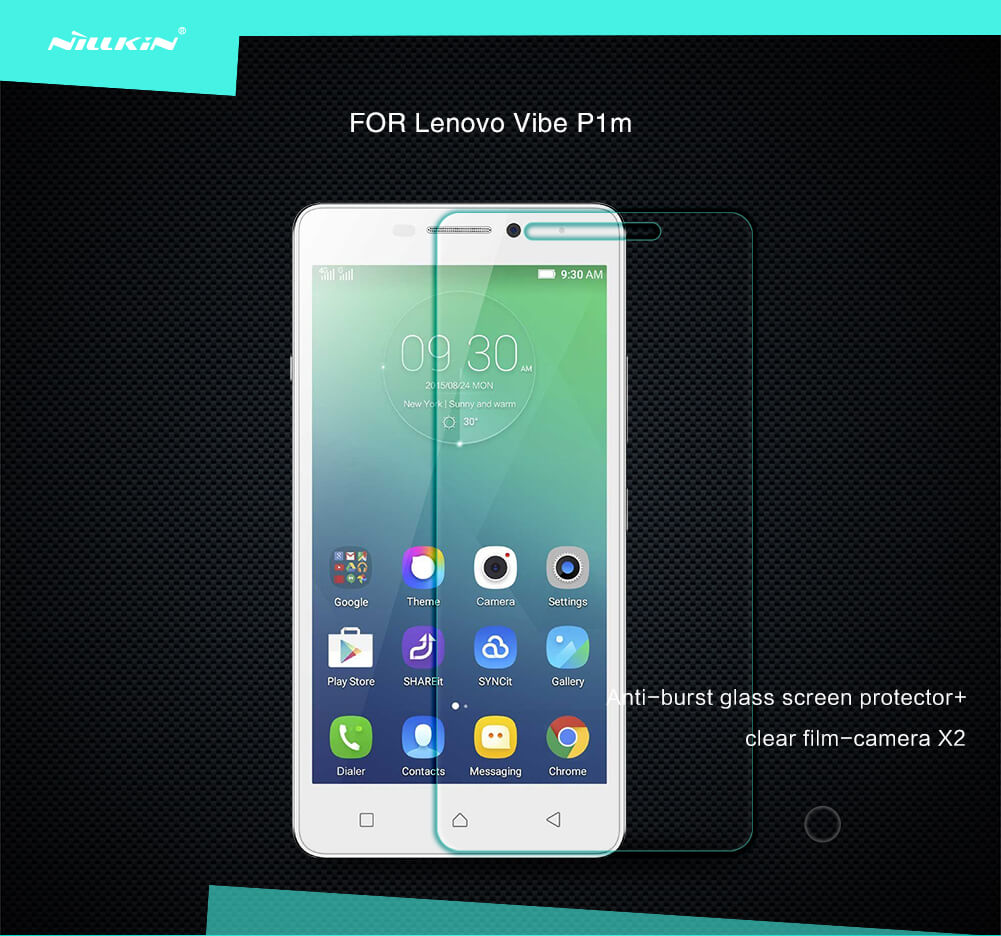 Nillkin Amazing H tempered glass screen protector for Lenovo Vibe P1M